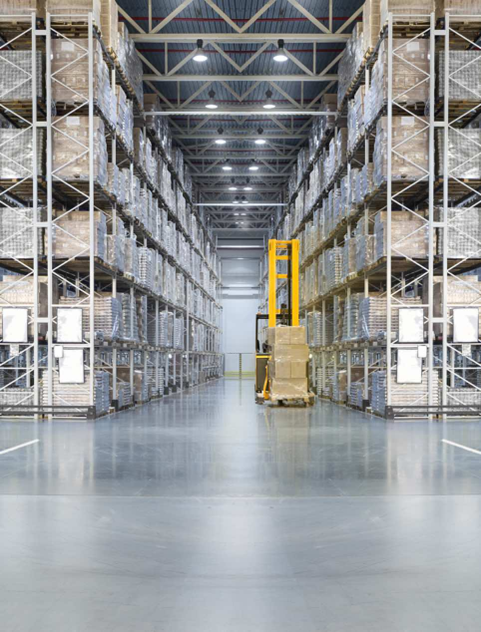 Audit parcel invoice charges from warehouse to delivery