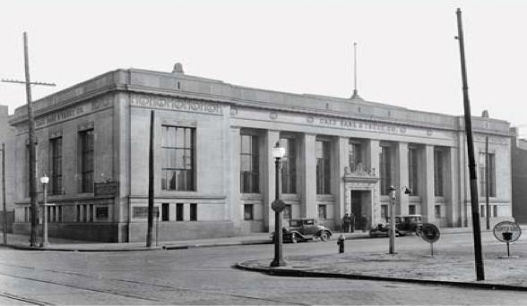 cass bank building 2
