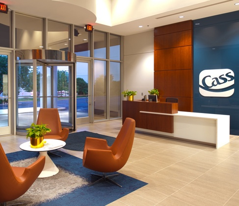 Cass Information Systems office